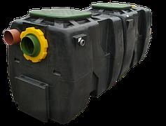 Сепараторы нефти с отстойником и байпасом OIL SB от 15 до 125 л/сек.