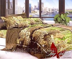 """Комплект постельного белья ТМ """"TAG"""" Поликоттон 3D """"CY13055"""" Двуспальный !"""