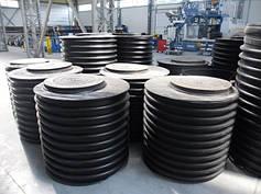 Сепараторы жира цилиндрические от 1 до 30 л/сек.