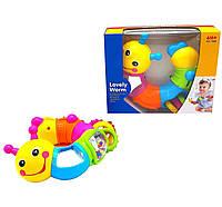 Музыкальная игрушка детская Hola Веселый червячок (786B)