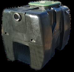 Сепараторы жира горизонтальные от 1 до 30 л/сек.