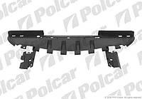 Защита бампера переднего Renault Megane 2 02-05