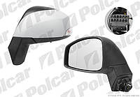 Зеркало левое электр 9pin под покрас  Renault Scenic 3 09-13