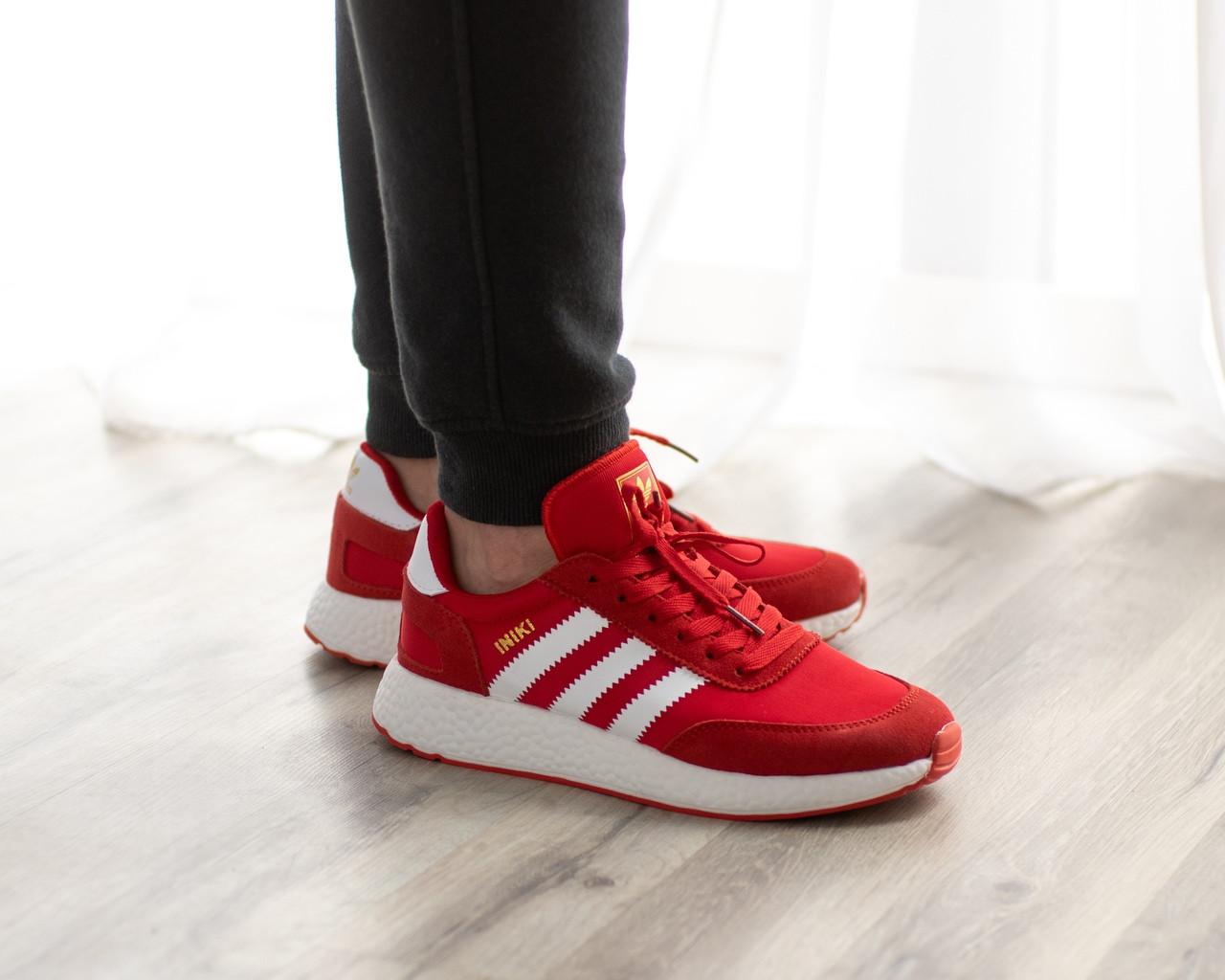 Мужские кроссовки Adidas Iniki (44 размер)