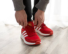 Мужские кроссовки Adidas Iniki (44 размер), фото 3