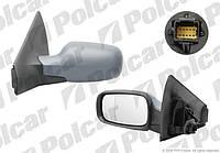 Зеркало левое (электр) Renault Megane 2