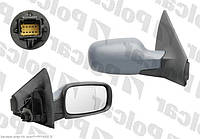 Зеркало правое (электр) Renault Megane 2