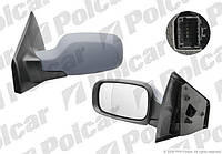 Зеркало левое / электр 5pin Renault Clio 3 05-09