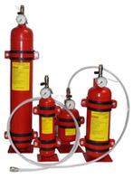 Автономные системы газового пожаротушения