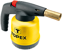 Лампа паяльная газовая, картриджи 190 г 44E142 Topex