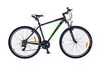 "Велосипед SKD 29"" Optimabikes BIGFOOT AM Vbr рама-19"" Al серо-зеленый 2015"