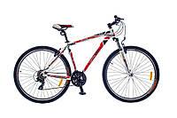 """Велосипед SKD 29"""" Optimabikes BIGFOOT AM Vbr рама-21"""" Al бело-красный 2015"""