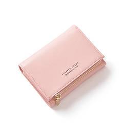 Женский кошелек Weichen LW-762 розовый