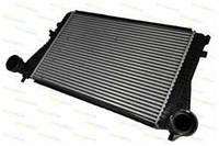 Радиатор интеркулера VW Caddy 1.6 1.9 2.0TDI THERMOTEC DAW005TT