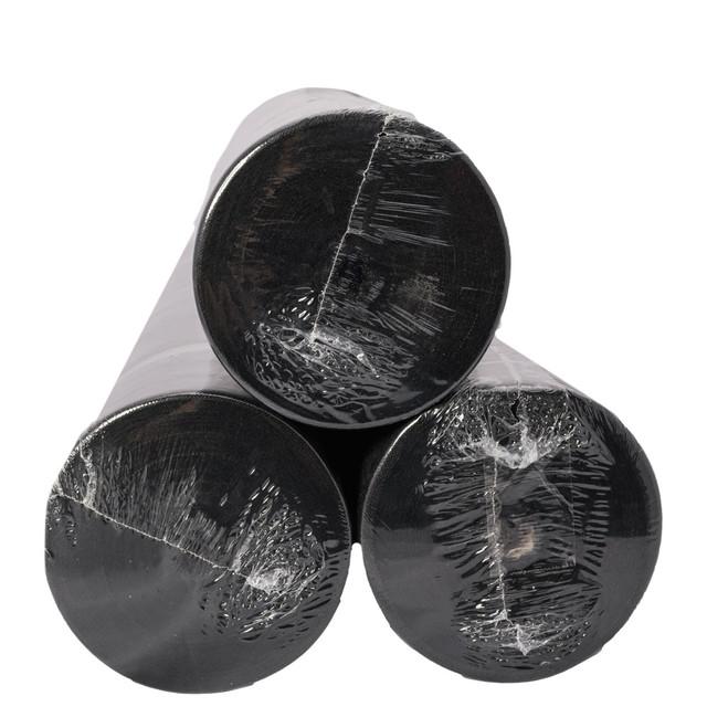 простынь одноразовая черная 100 м
