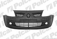 Бампер передний Renault Modus 04-07