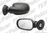 Зеркало левое механ Dacia Logan 04-12