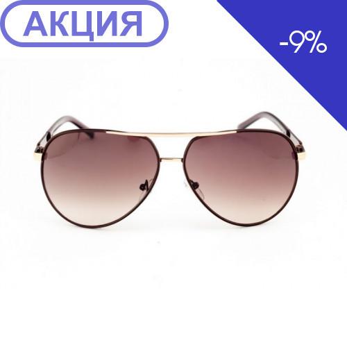 Солнцезащитные очки Женские Капли  Модель 713c-40 (копия)