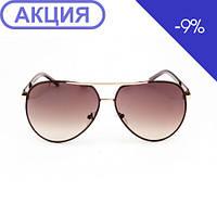 Солнцезащитные очки Женские Капли  Модель 713c-40 (копия), фото 1