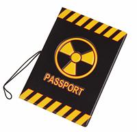 Паспортна обкладинка «Радіація»