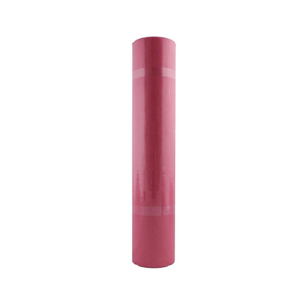 Простыни одноразовые розовые 0,6х100 спанбонд, пл. 23г/м2