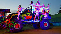 PartyBus Monster Truck