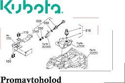 Аварийный датчик Kubota /// 6A700-18810