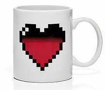 """Оригінальна чашка хамелеон, купити кружку для чаю та кави Youngpig """"Like"""" (409)"""