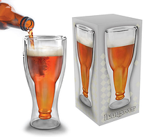 Пивний келих «Пляшка»