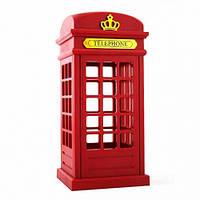 Нічник, купити світильник дитячий Телефона будка Youngpig (459)