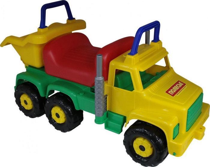 Машинка игрушечная, самосвал 72 см, Wader 78890