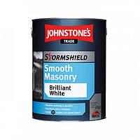 Johnstones Stormshield Smoosh Masonry Finish 2,5 л краска для наружных работ на основе акриловой смолы