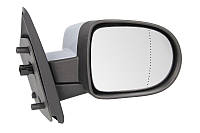 Зеркало электр прав 7pin Renault Twingo 11-14