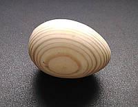 Яйцо деревянное, заготовка, фото 1