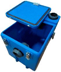Сепараторы жира для помещений