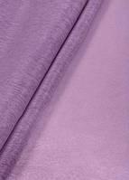 Ткань однотонный софт коттон сирень+фиолетовый, фото 1
