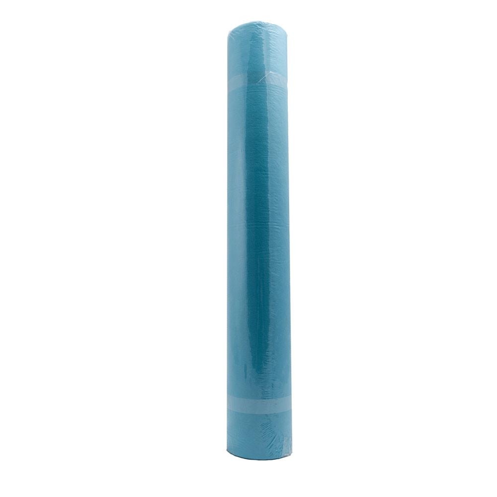 Простыни одноразовые бирюзовые 0,8х100 спанбонд, пл. 20г/м2