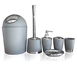 Набор аксессуаров для ванной комнаты Bathlux Hojas 70630 - 132662