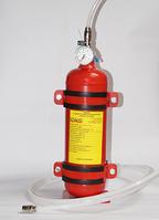 Система газового пожаротушения СПГа Импульс-BS3-8 (HFC-125)