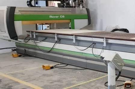 Обрабатывающий центр BIESSE ROVER C 6.65 FT | Обрабатывающие центры с ЧПУ, фото 2