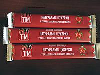 Пастила натуральные конфеты без сахара ФруТим клубника 20 грамм