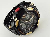 Часы G-Shock - Steel Ring. Качественные мужские часы. Японский механизм. Интернет магазин часов. Код: КЧТ16, фото 1