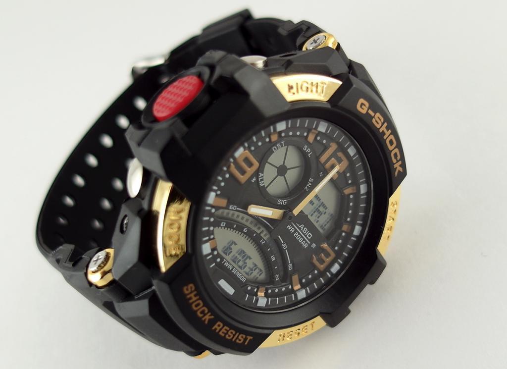 967416984f57 Часы G-Shock - Steel Ring. Качественные мужские часы. Японский механизм.  Интернет магазин ...