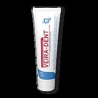 Зубная паста VEIRA-DENT профилактическая c ионами кальция и цинка