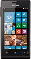 Дисплей для телефона Huawei Ascend W1 + Touchscreen Original Black