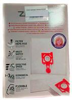 Пылесборник, мешок для пылесоса Zelmer 49.4200