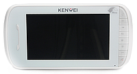 Видеодомофон Kenwei  E703FC-W80  WHITE