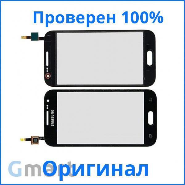 Тачскрин Samsung G360H Galaxy Core Prime Black (сенсорный экран, стекло в сборе)
