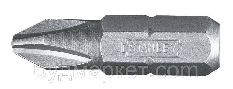 """Насадка отверточная STANLEY : """"Philips"""" PH2 х 25 мм."""