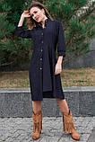 Стильное джинсовое весеннее платье 42-60р, фото 3